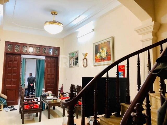 Về quê bán gấp nhà Khâm Thiên 4 tầng, 60m2