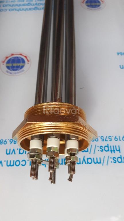 Điện trở đun nước ren đồng m48