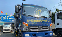 Xe tải 1T9 thùng dài 6m2 chở hàng cồng kềnh trong thành phố