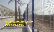 Hàng rào mã kẽm,hàng rào sơn tĩnh điện,hàng rào bọc nhựa