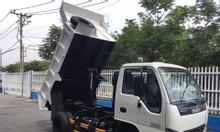 Isuzu thùng Ben 2.5m3, KM máy lạnh