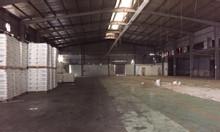 Cho thuê kho xưởng DT 1000m2, 1700m2, 3000m2 tại lô 4 KCN Kiêu Kỵ