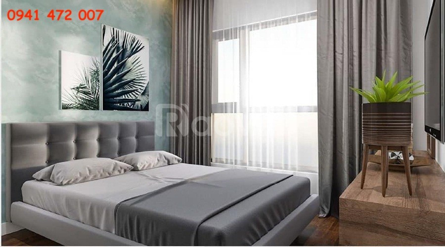 Bán nhanh căn hộ phường Chánh Nghĩa, có hồ bơi 600m2 và TTTM