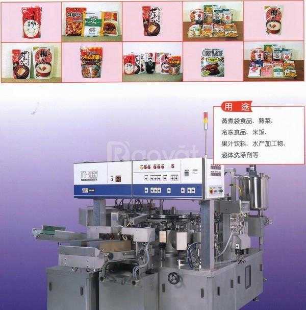 Máy đóng gói tự động Toyo Jidoki TT9CW chính hãng, chất lượng