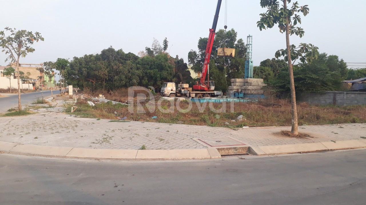 Cần bán đất TL 10B liền kề khu dân cư Vĩnh Lộc đất có sổ dt 80m2