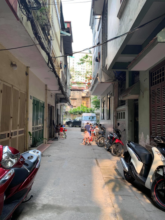 Nhà phố Hồng Mai, Hai Bà Trưng 4,1 tỷ chính chủ