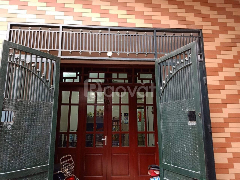 Bán nhà phố Khương Thượng 6.95tỷ, 42m2 x 3 tầng, MT 4.5m