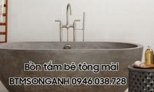 Bán bồn tắm bê tông mài tại Đà Nẵng, Huế, Hội An, Tam Kỳ, Quảng Nam