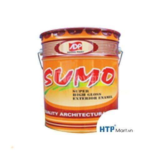 Tổng đại lý sơn chống rỉ Sumo Á Đông giá rẻ cho công trình tại TPHCM