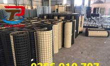 Lưới thép hàn, lưới kẽm, lưới hàng rào D5, D6 theo yêu cầu