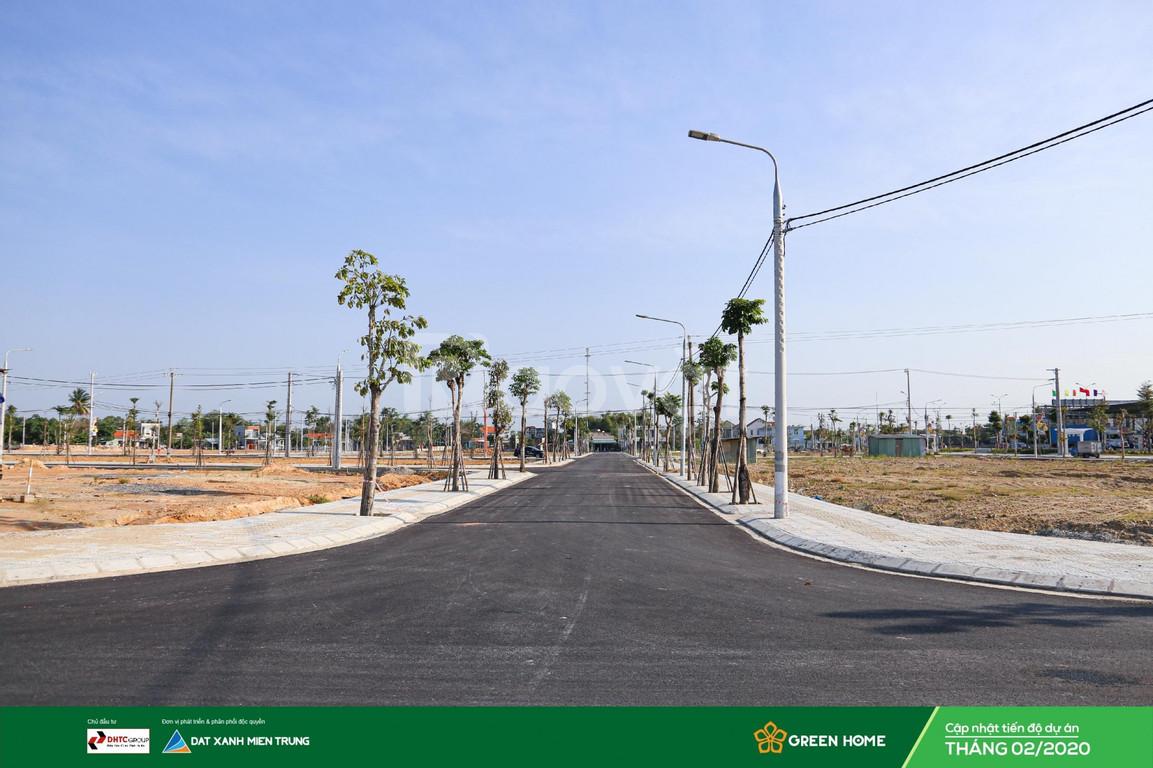 Bán gấp đất nền ven biển đường 33m giá 1 tỷ 2 đã có thể sở hữu