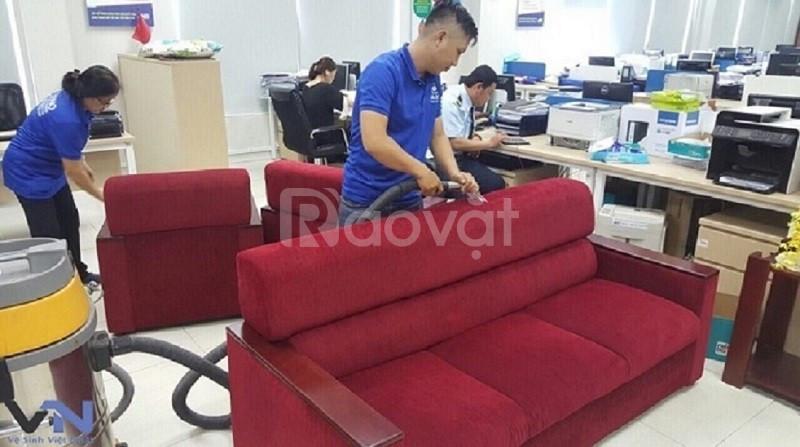Dịch vụ giặt ghế sofa tại nhà ở quận 1 TP HCM