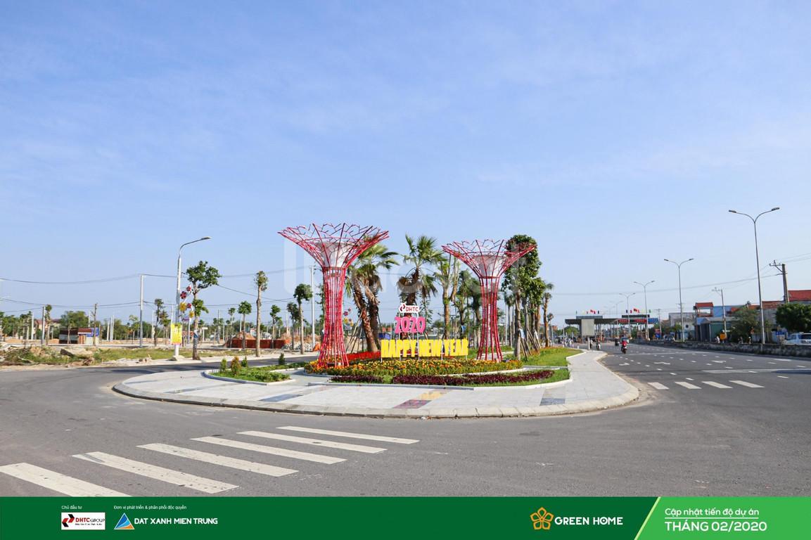 Cần bán gấp 2 lô đất nền khu đô thị ngay trạm thu phí Điện Bàn (ảnh 3)