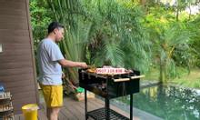 Bếp nướng dã ngoại tiệc đứng Actertree Ck350 dành cho nhà hàng, resort