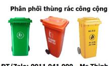 Tổng hợp các mẫu thùng rác công cộng