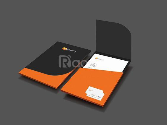 In bìa đựng hồ sơ ngành luật