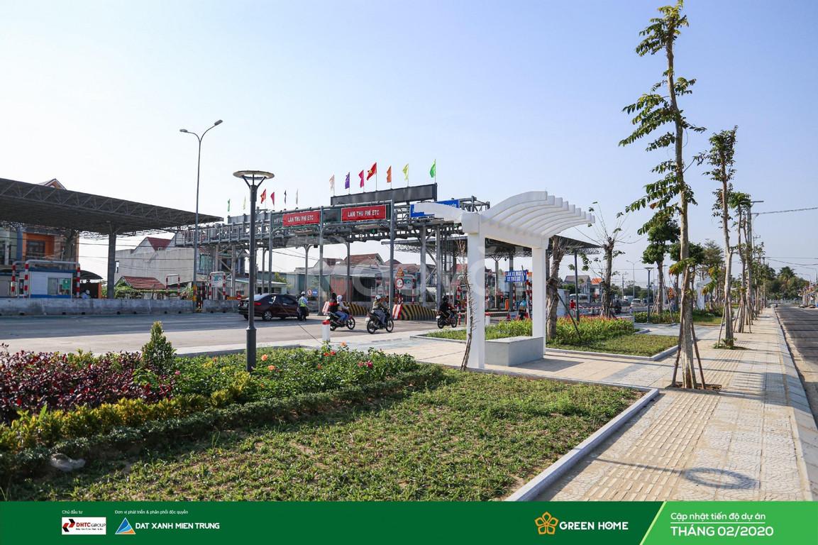 Cần bán gấp 2 lô đất nền khu đô thị ngay trạm thu phí Điện Bàn (ảnh 6)