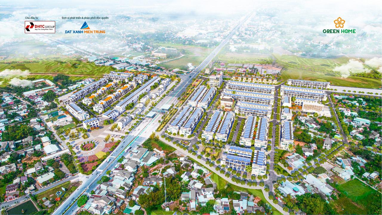 Bán đất nền khu đô thị Green Home Điện Thắng