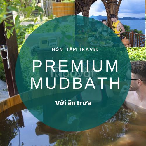 [Tour Hòn Tằm] vé tắm bùn hòn Tằm Prime Mudbath