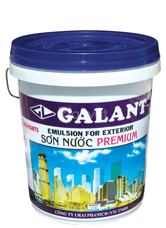 Cửa hàng sơn nước ngoại thất Galant bền đẹp cho ngôi nhà bạn (ảnh 1)