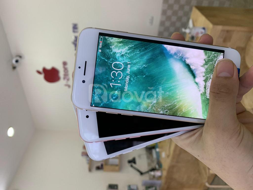 iphone 7 bản lock 32gb đẹp, áp suất, BH Apple dài