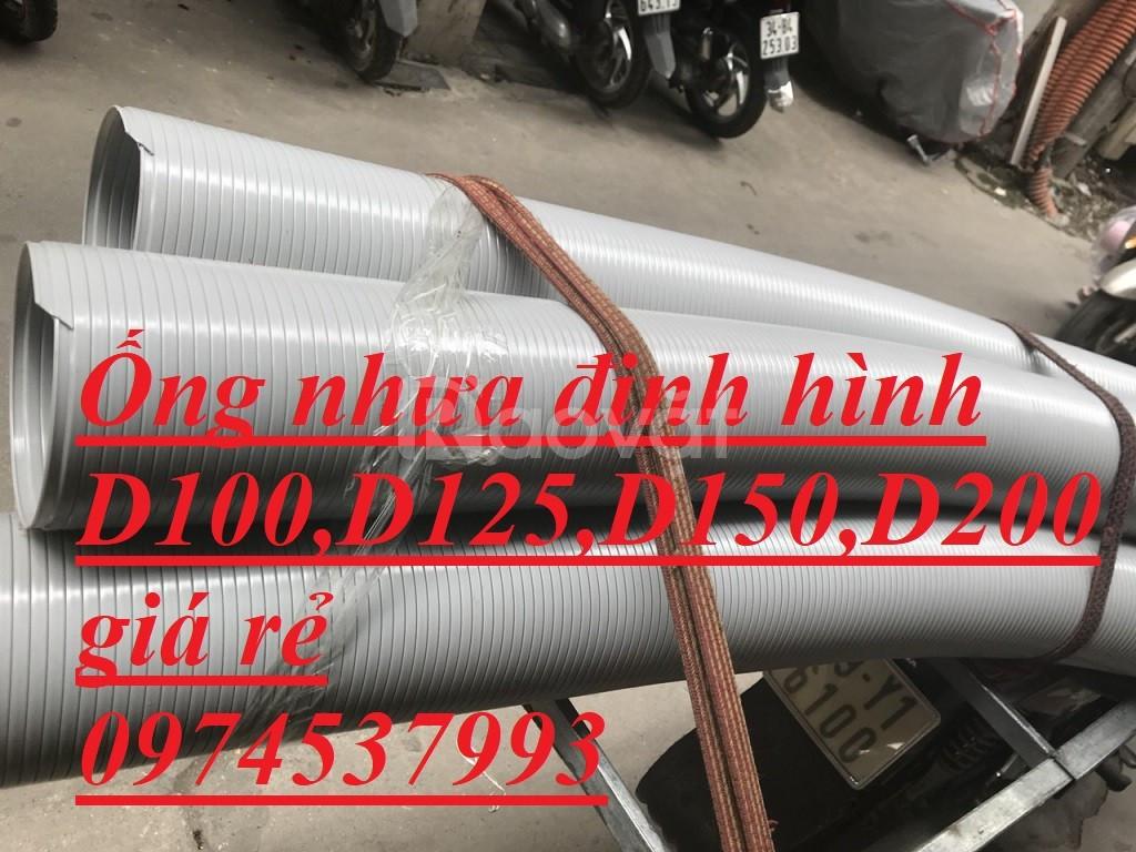 Nơi bán ống nhựa xếp-ống định hình hút khí lạnh giá rẻ