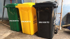 Thùng rác nhựa hdpe 240 lít dùng ngoài môi trường  (ảnh 4)