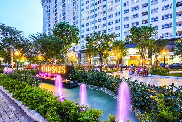 Chung cư Citizents tại khu dân cư Trung Sơn còn 2 căn giá gốc CĐT