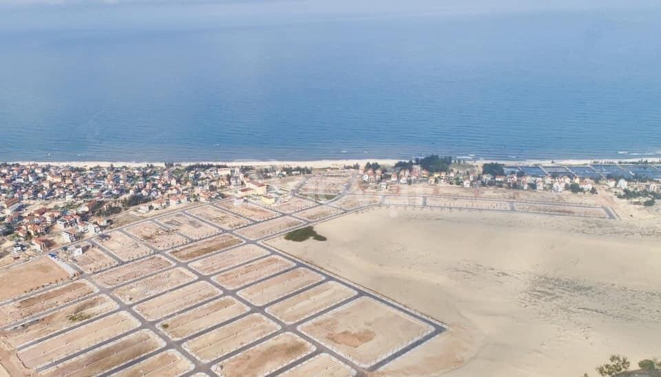 Bán đất biển giá chỉ 16tr/m2