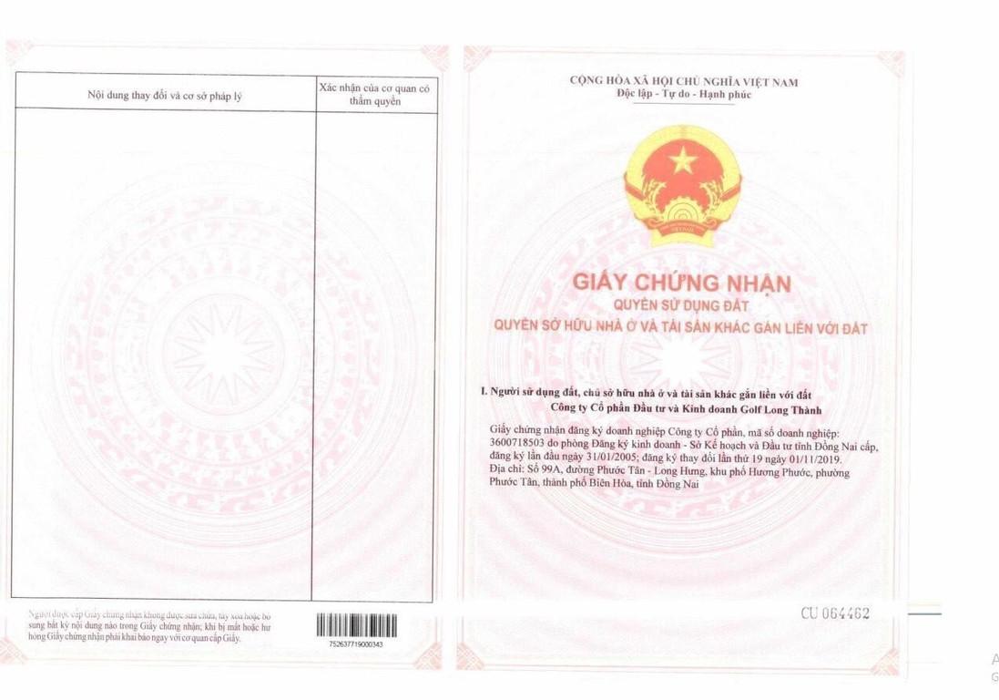 Dự án đất nền thị trường BĐS Đồng Nai hiện nay