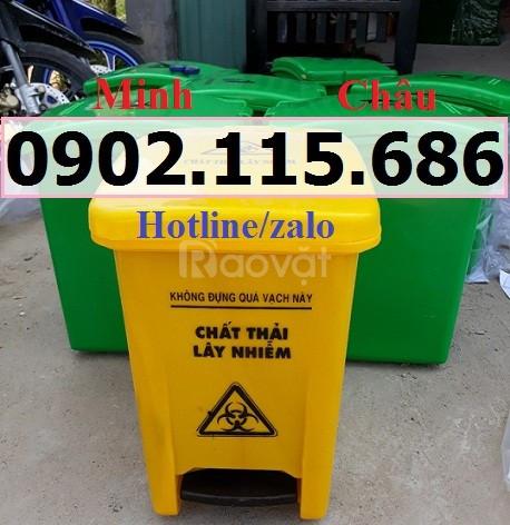 Thùng rác y tế 15l, thùng rác y tế 20l, thùng rác y tế 25l,