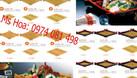 Hộp cơm bento nhật, khay nhật, đồ dùng nhà hàng nhật (ảnh 3)