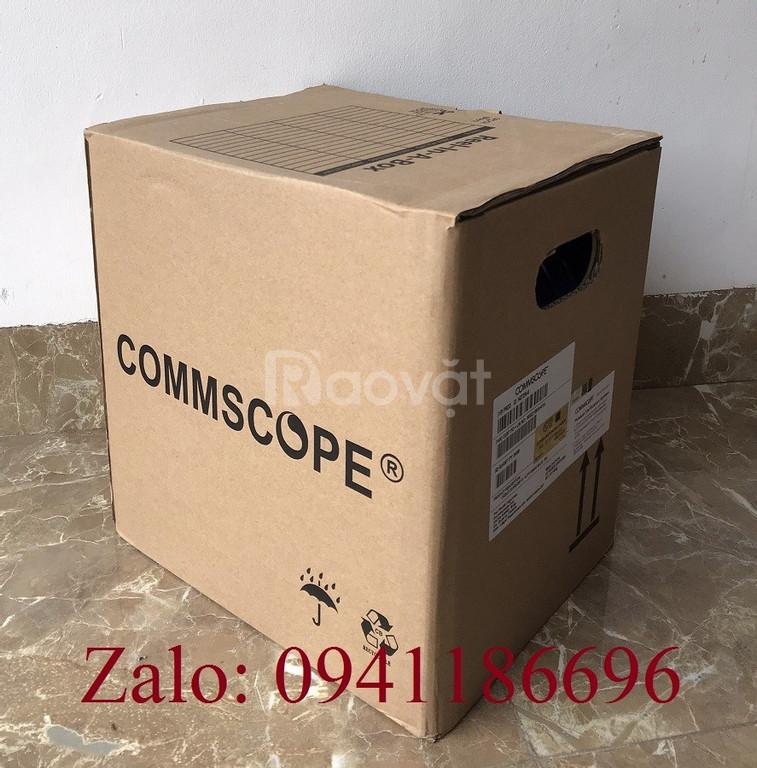 Cáp mạng Cat6e UTP COMMSCOPE PN 1427254-6
