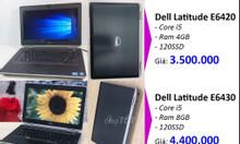 Laptop giá rẻ chỉ từ 3.5tr Dell Latitude E6420, E6430, E6440.