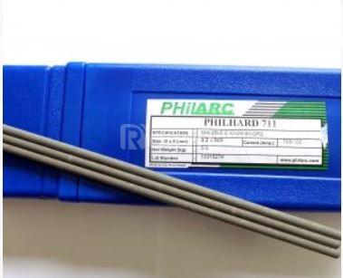Que hàn đắp cứng, que hàn chịu mài mòn – Philhard 711, 713, 718S (ảnh 4)