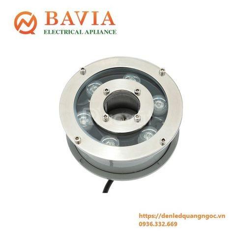 Đèn âm nước bánh xe BAVIA UG8221-6W