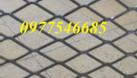 Lưới mắt cáo, lưới thép kéo giãn, lưới thép hình thoi (ảnh 3)