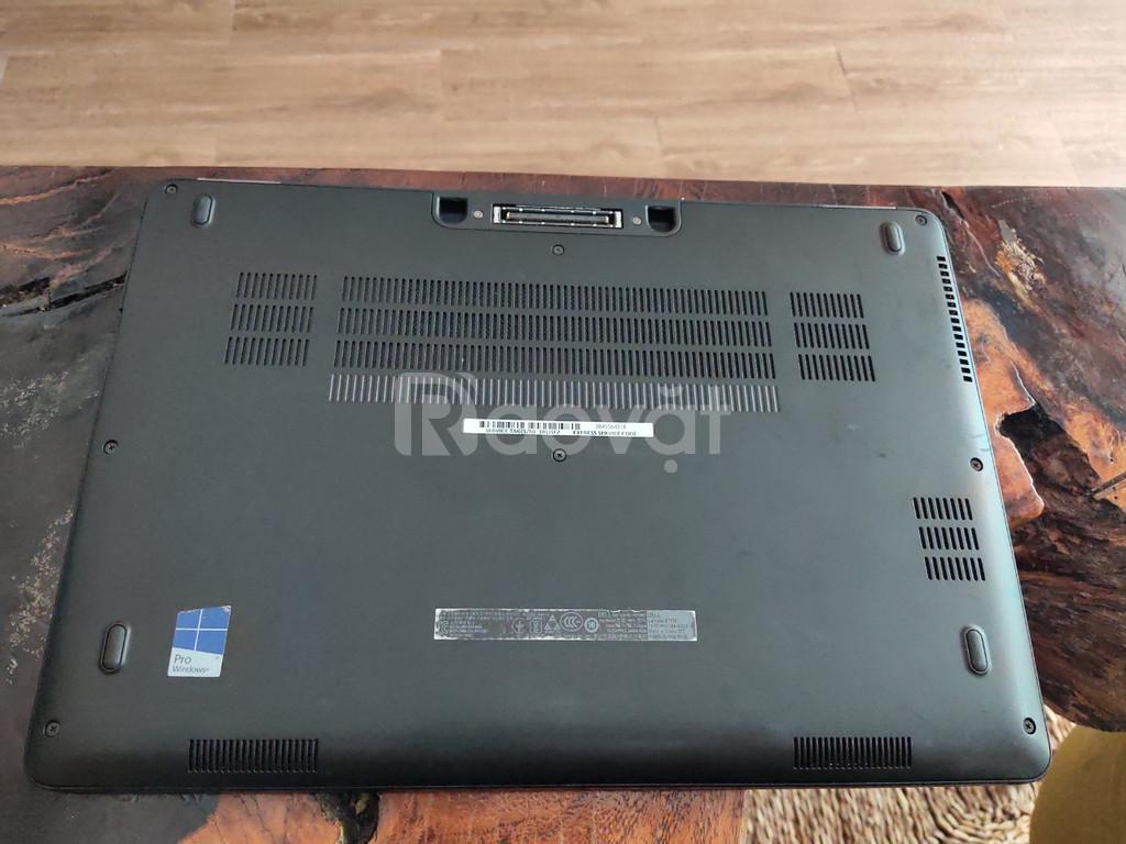 Dell Latitude E7470 Core i5-6300U (và Core i7), DDR4 8G, SSD 256G, 14″ (ảnh 7)