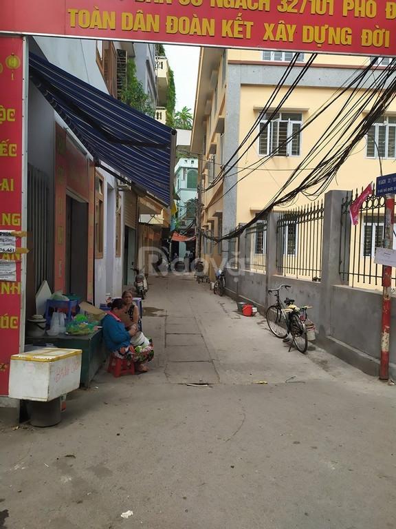 Bán nhà 4 ầng gần Trần Hữu Dực giá rẻ 1.89 tỷ gần đường ô tô