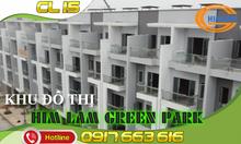 Bán nhà phố liền kề hướng Đông Nam Him Lam Green Park Bắc Ninh