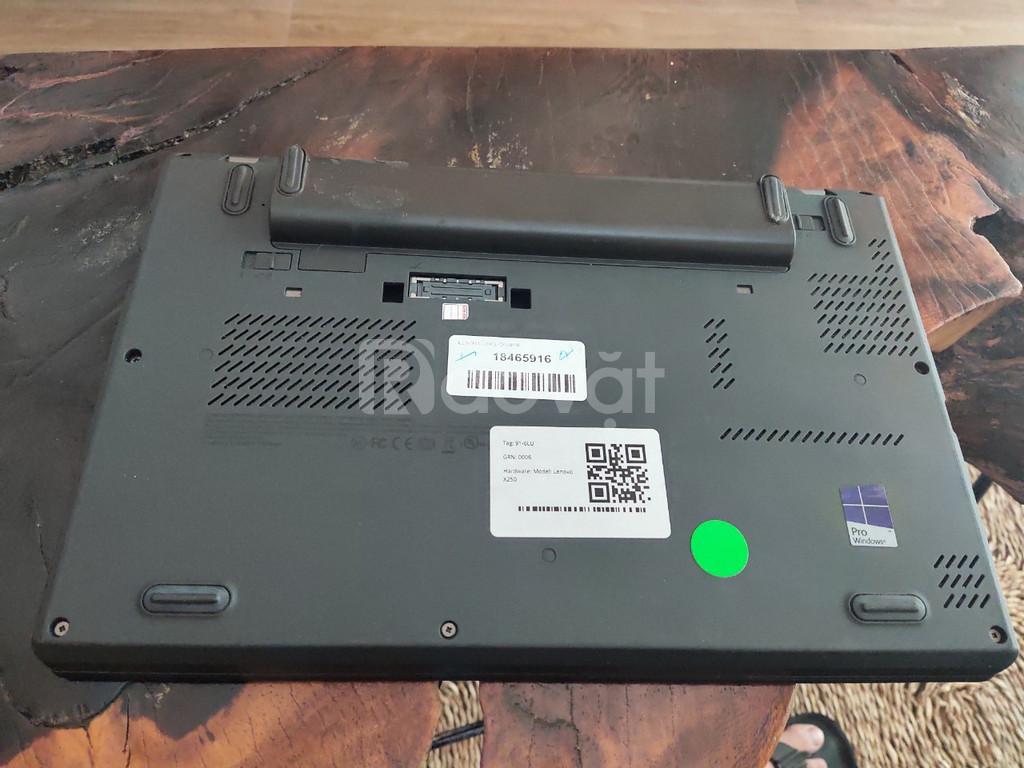 Lenovo Thinkpad X250 Core i5-5300U, RAM 8GB, SSD 180GB, 12.5