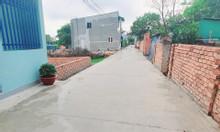 Nhượng lại giá rẻ lô đất thổ cư 2 mặt tiền đường ô tô xã Phú Đông