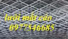 Lưới mắt cáo, lưới thép kéo giãn, lưới thép hình thoi (ảnh 2)