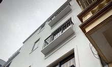 Nhà ngõ lớn Hồ Tùng Mậu kinh doanh 5 tầng, ô tô đỗ cửa