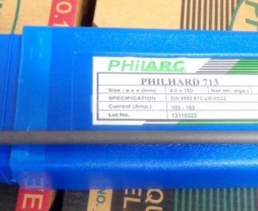 Que hàn đắp cứng, que hàn chịu mài mòn – Philhard 711, 713, 718S (ảnh 1)
