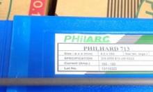 Que hàn đắp cứng, que hàn chịu mài mòn – Philhard 711, 713, 718S