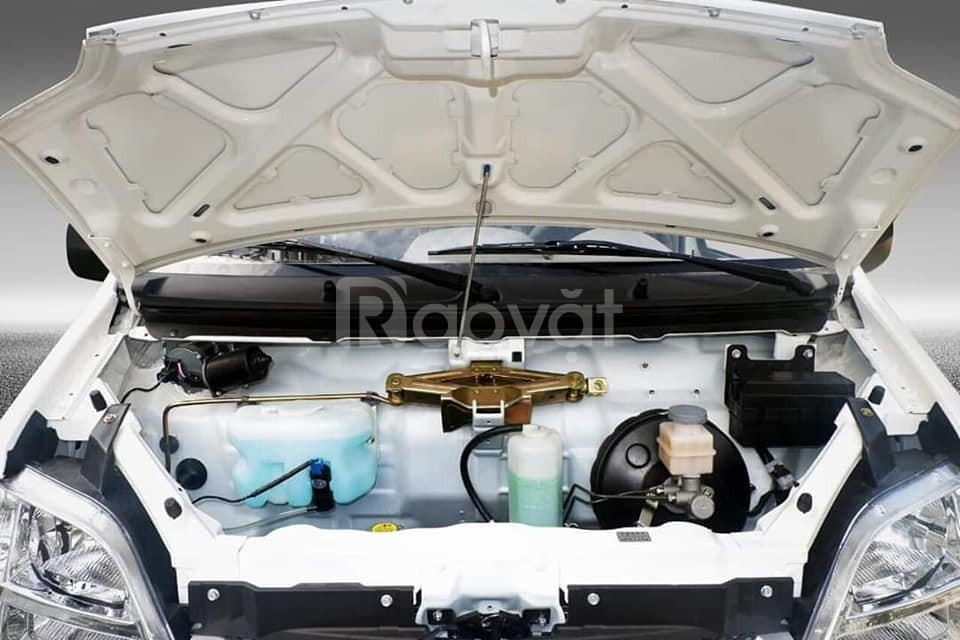 Towner van 2s và 5s sản phẩm mới của Thaco