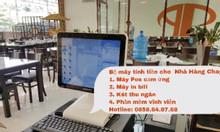 Bộ máy tính tiền giá rẻ cho nhà hàng chay tại Gia Lai