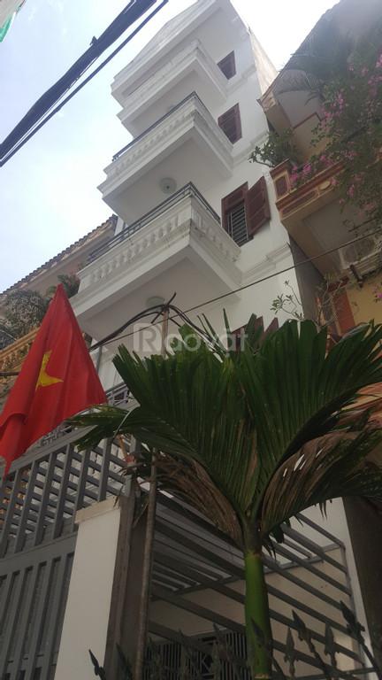 Bán nhà 60m2, 5 tầng mặt tiền 4m, phố Yên Hòa Cầu Giấy, nhà đẹp