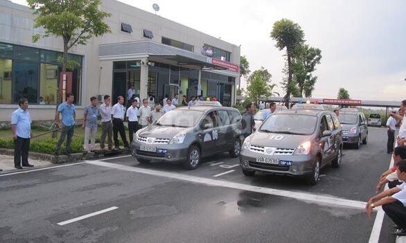 Đào tạo lái xe bằng b1 b2 c tại TPHCM